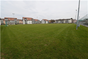 Platz 6, Trainingsplatz Feld